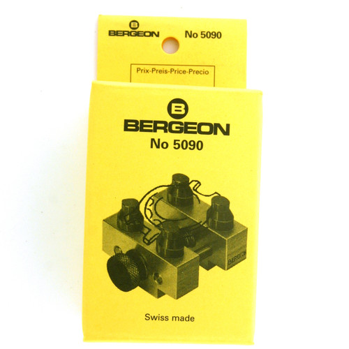 Bergeon Adjustable Watch Case Holder - Main