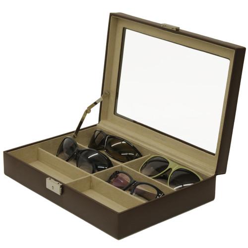 Eyeglass valet