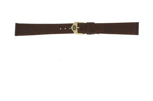 Gucci Watch Strap 15mm Brown models 4200L - Main