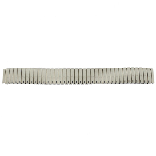 Watch Band Expansion Metal Stretch Silver Color 15mm - Main