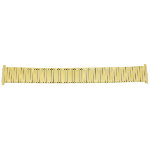 Watch Band Expansion Metal Stretch Gold Plated Thin line - Main