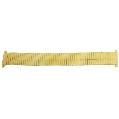 Watch Band Expansion Metal Stretch Gold Plated Thin line TSMET206 - Main