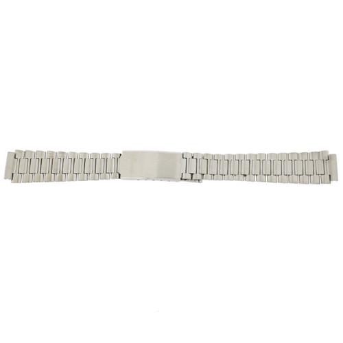 Ladies Watch Band Metal Link Stainless Steel 13 millimeter - Main