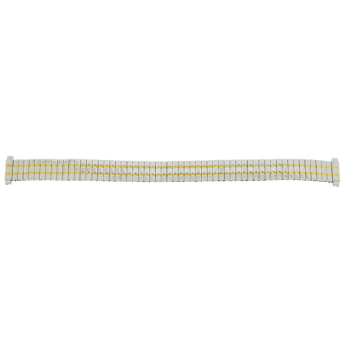 Ladies Watch Band Expansion Two-Tone 10mm-12mm - Main
