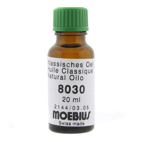 Moebius 8040 Clock Oil   Tool for Watchmakers and Watch Repair - Main