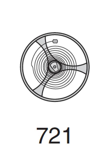 ETA Valjoux Caliber 7750 Balance Complete
