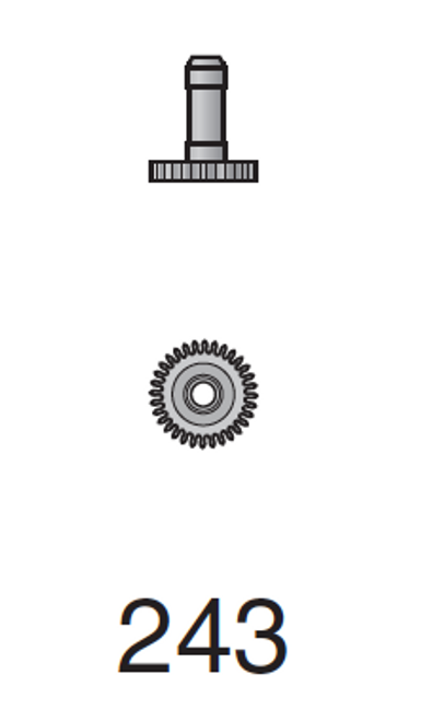 Cannon Pinion 7750 Valjoux