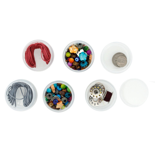 Bead Small Storage Container | Paylak CNTB125 | Open