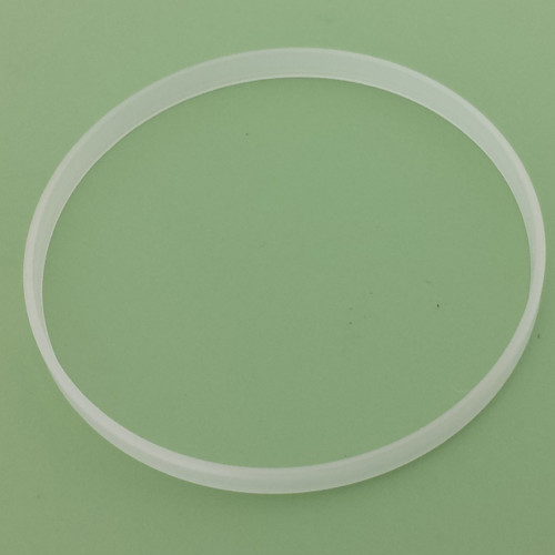 White Crystal gasket fits ROLEX MILGAUSS Watch 116400 , 116400GV