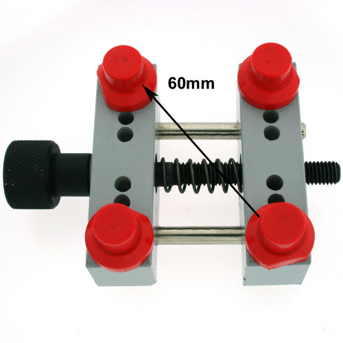 Watch Case Holder For Large Watches Adjustable 4 Pins (Up to 60 millimeter)