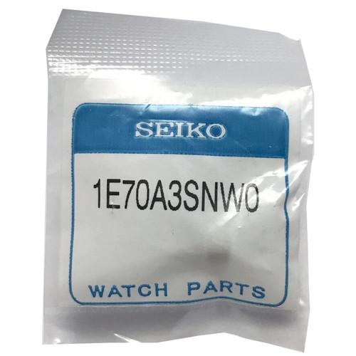 Seiko SKX173 original stem and crown stainless steel