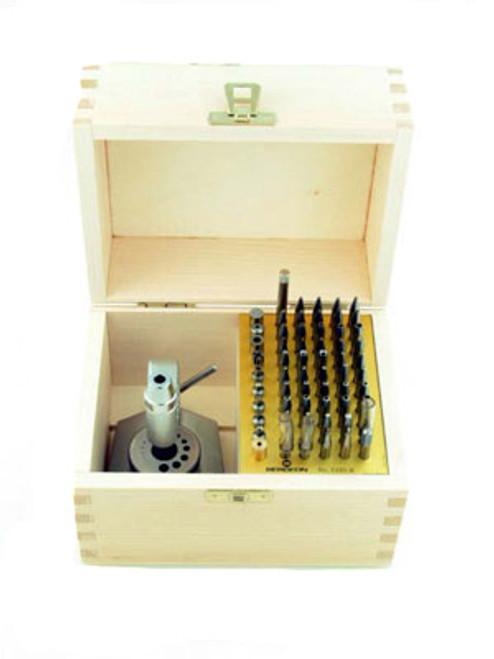 Staking Tool Set | Bergeon Swiss Made Watchmaker Tools | BER5285B | Main