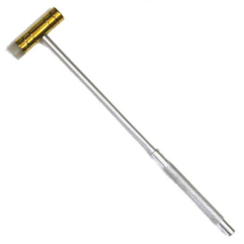 Hammer ALUMINUM Brass Head & Plastic -HAM1 - Main