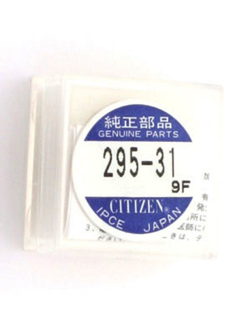 Citizen Eco-Drive Capacitor Secondary Battery CIT295-31 - Main