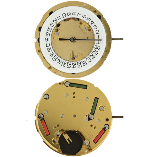 Quartz Watch Movement ETA 251.272 - Main