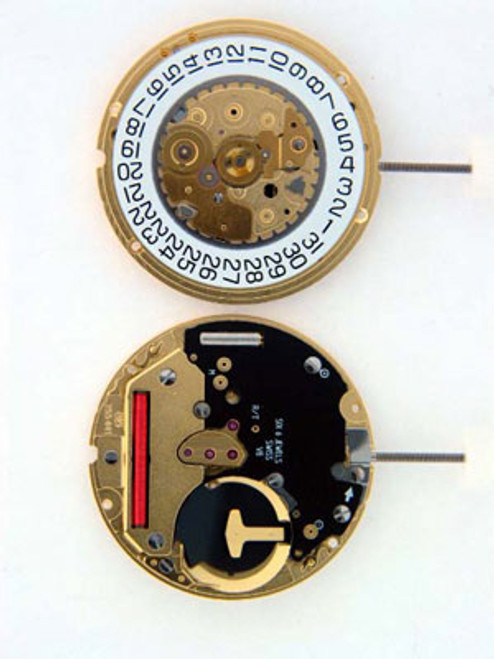ETA 255 411 Quartz Watch Movement - Main