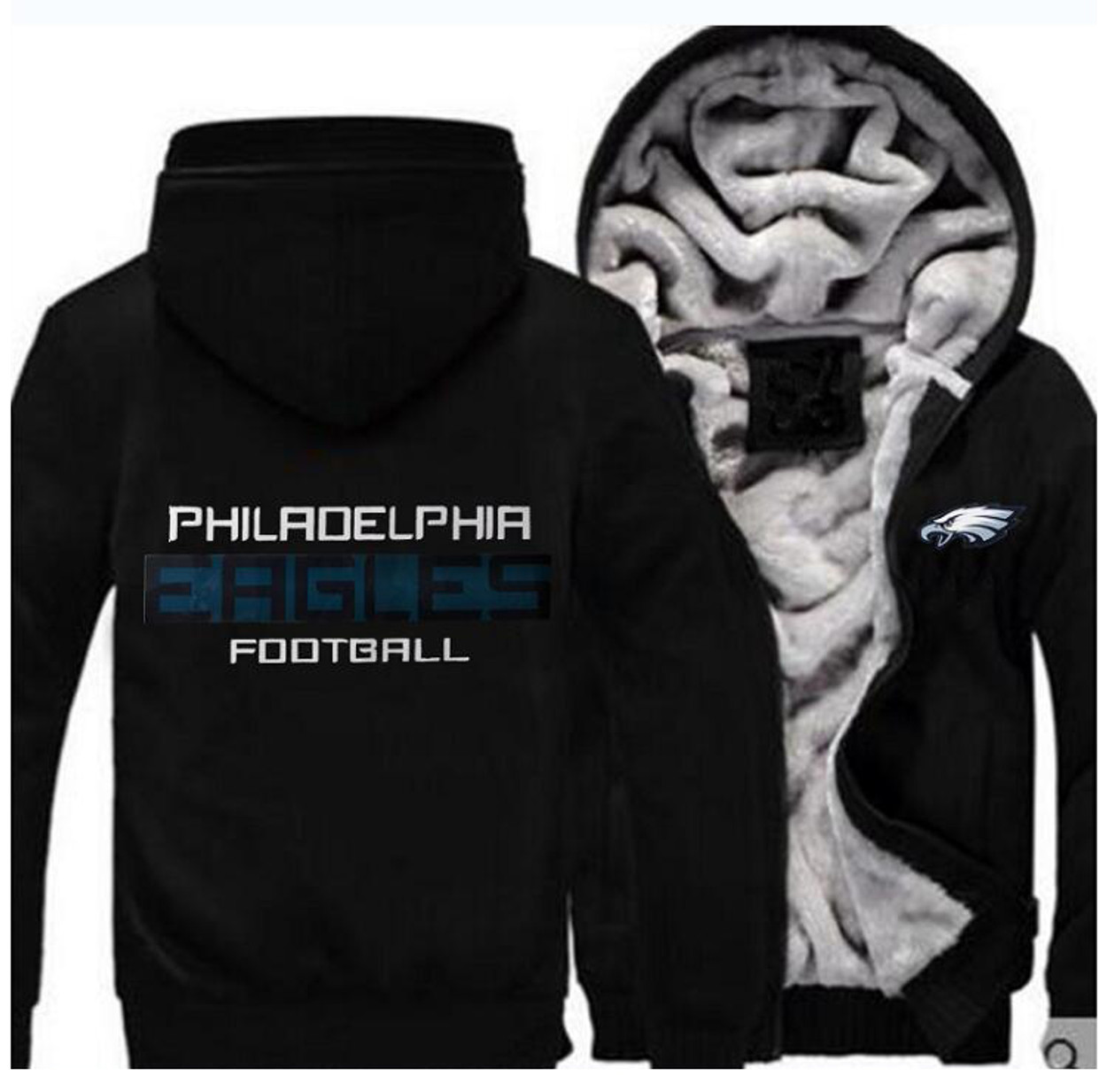 **(NEW-OFFICIALLY-LICENSED-N.F.L. PHILADELPHIA-EAGLES ...