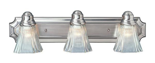 3 Light Bath Sconce - 2503