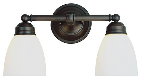 2 Light Bath Sconce - 3356