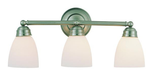 3 Light Bath Sconce - 3357