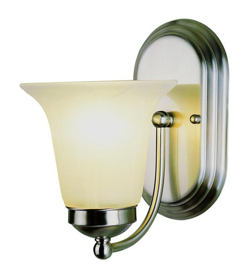 1 Light  Bath Sconce - 3501