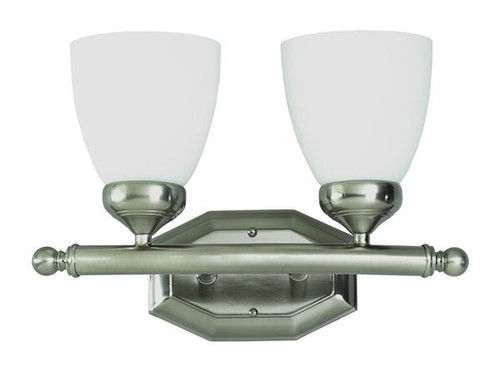 quality bathroom lighting 2 light contemporary polished chrome bath sconce 14054