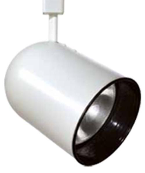 120v Round Back Cylinder Track Head Light CTHL-A10