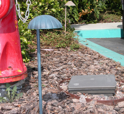 12v Scallop Shade Pathway Light Pl 10 By Focus Industries