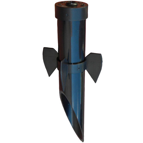 Power Post Stake With Stabilizer Fins Hpsk4pp F By