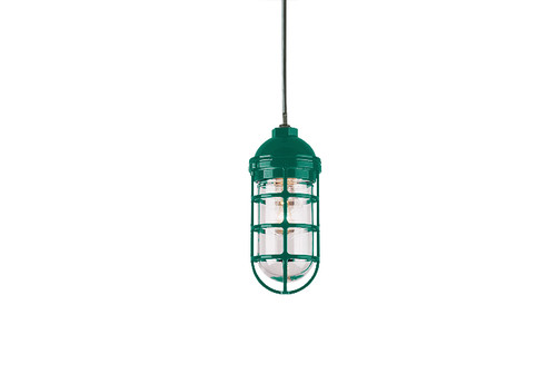 Aluminum Retro Industrial RLM Hanging Pendant Light - Indoor or Outdoor Warehouse Pendant Light - TROY-PRI5 - TROYRLM