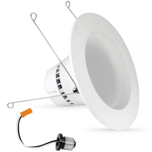 Electric Motor Retrofit Kit: 120V 16w 5 & 6 Inch Dimmable LED Warm White Recessed
