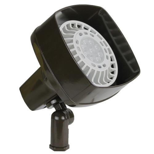 120V LED Aluminum Bullyte Flood Light (LED-1020H) by Hadco