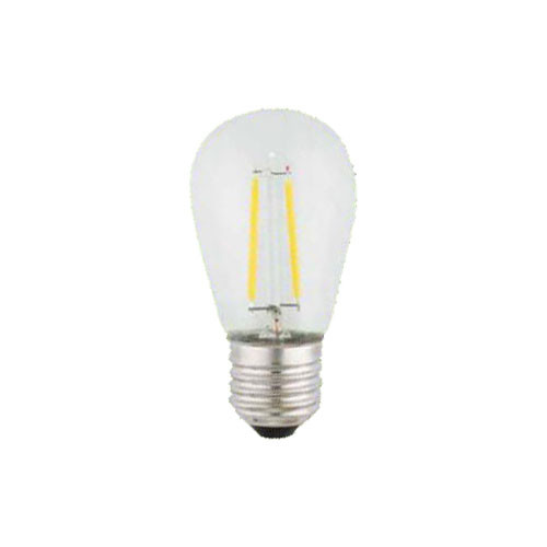120v led dimmable s14 edison style light bulb 41085 affordable quality lighting. Black Bedroom Furniture Sets. Home Design Ideas