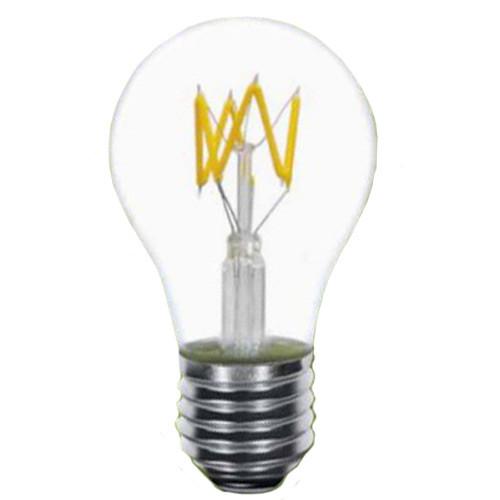 120v 6w Vintage Led Warm White Dimmable A19 Light Bulb