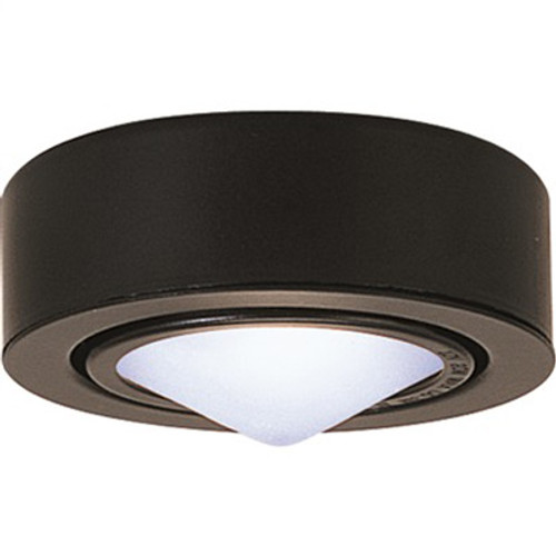 Nora Lighting. 12V Gemstone Xenon Under Cabinet Puck ...