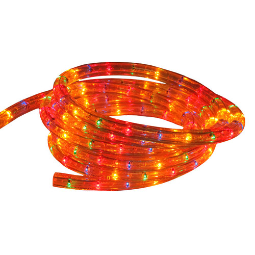 12v custom cut multi color redgreenyellowblue incandescent rope ez lighting aloadofball