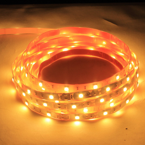 12v Dimmable Flexible Warm White Led Tape Light 16 4
