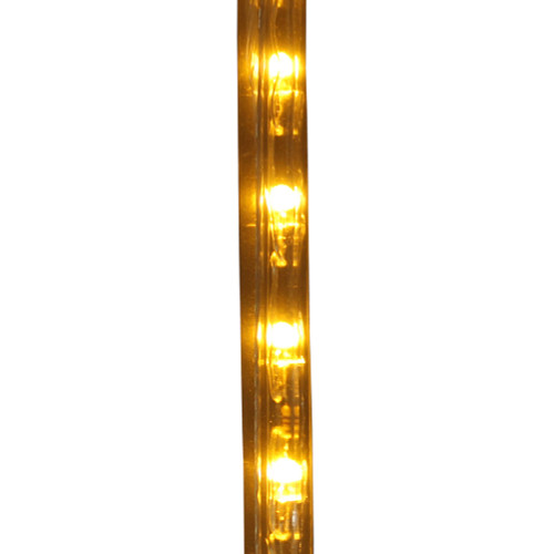 120v dimmable led amber rope light 150ft 513pro series ak led product view strand view aloadofball Choice Image