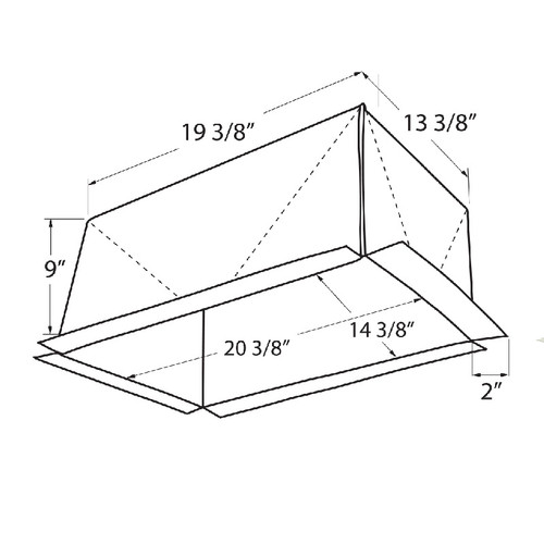 recessed fixture shallow 1