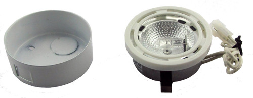 12v led under cabinet puck light ledsp1 by aql aqlighting 12v led under cabinet puck light ledsp1 aloadofball Image collections