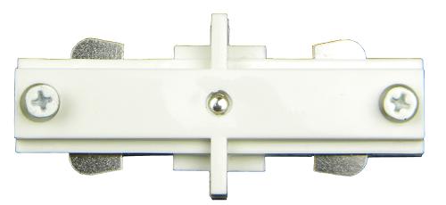 120v Mini Track Joiner TA-103 White