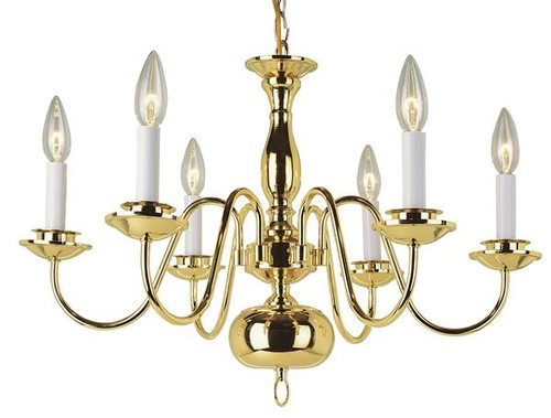 6 light williamsburg chandelier 10061 affordable quality lighting 6 light williamsburg chandelier 10061 aloadofball Image collections