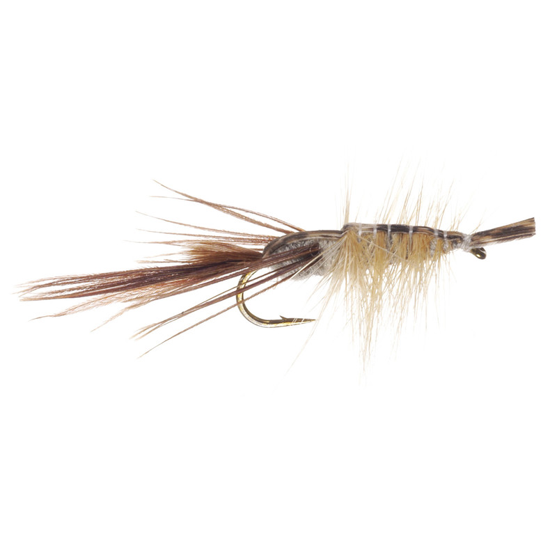 Clouser Crayfish Dark Brown Turkey