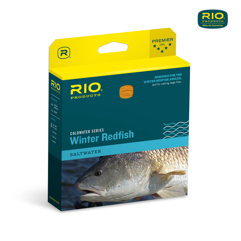 Rio Winter Redfish Fly Line in the Box