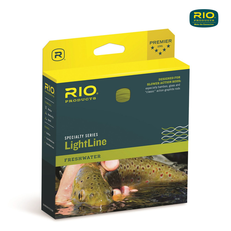 Rio LightLine Fly Line in the Box