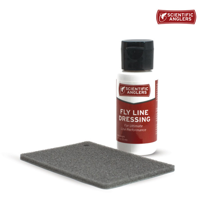 Scientific Anglers Fly Line Dressing and Cleaning Pad