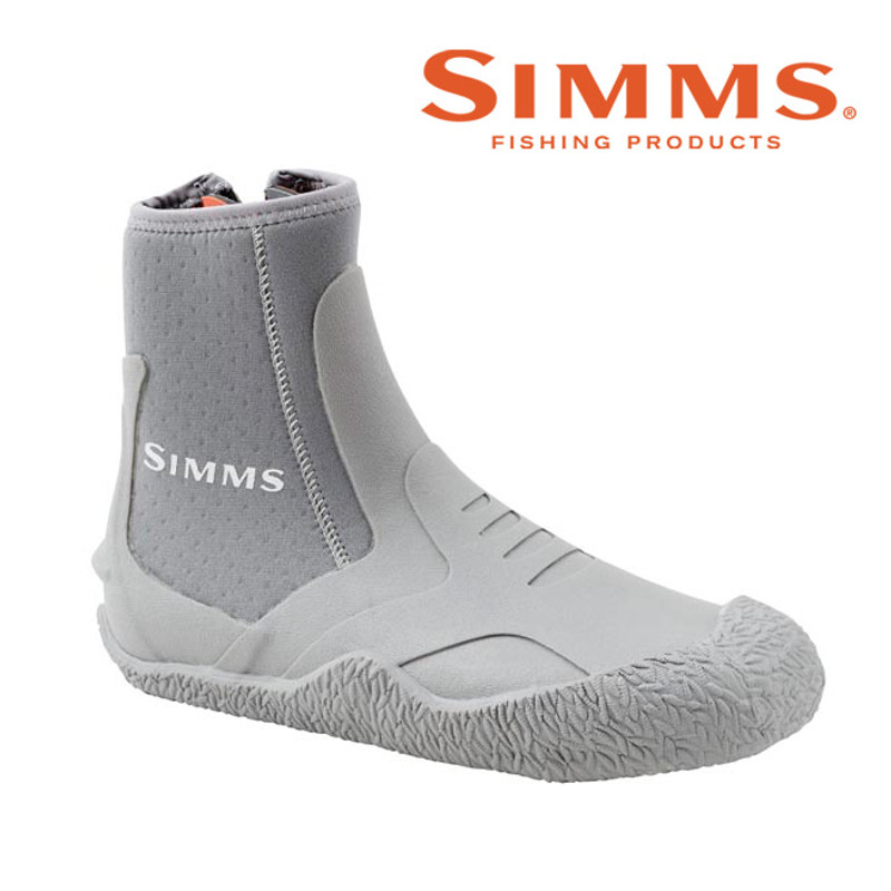 Simms Zipit Bootie II Front and Side View