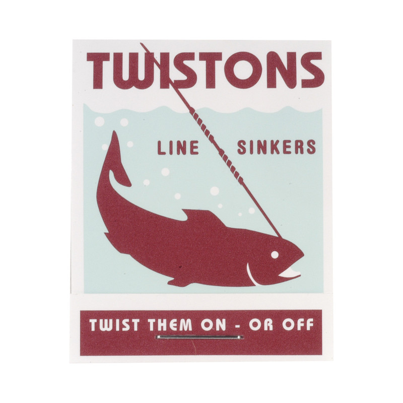 Twistons with Package Closed