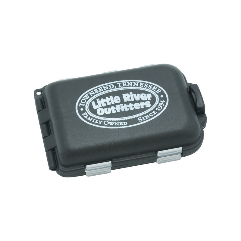 LRO Pocket Compartment Fly Box 1434 Front and Top View