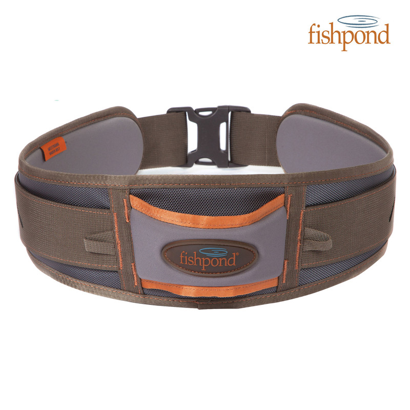 Fishpond West Bank Wading Belt Back View